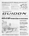 Fort Leonard Wood Guidon. June 26, 1980.