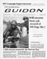 Fort Leonard Wood Guidon. September 25, 1980.