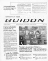 Fort Leonard Wood Guidon. July 17, 1980.