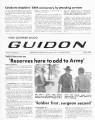 Fort Leonard Wood Guidon. July 24, 1980.
