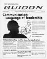 Fort Leonard Wood Guidon. July 03, 1980.