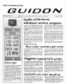 Fort Leonard Wood Guidon. January 15, 1981.