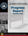 Col. Arthur D. Simons Center for the study of Interagency Cooperation: progress report 2010.
