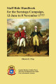 Staff ride handbook for the Saratoga Campaign, 13 June to 8 November 1777.