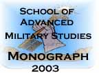 Educationing the post-modern U.S. Army Strategic Planner: improving the organizational construct.